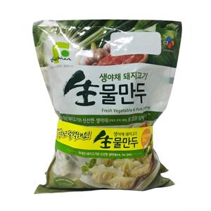 CJ 백설 생야채돼지고기 물만두(400g*2)