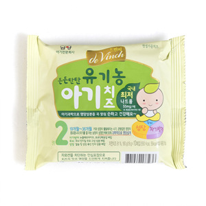 남양 유기농 튼튼탄탄 아기치즈(2단계)