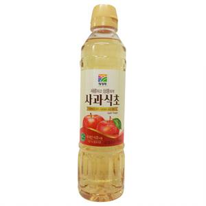 대상 청정원 사과식초(500ml)