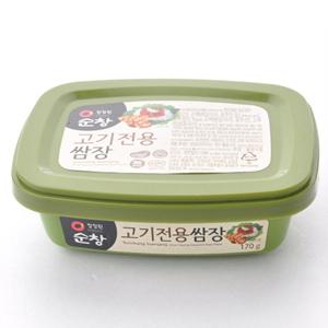 대상 청정원 순창 고기전용 쌈장(170g)