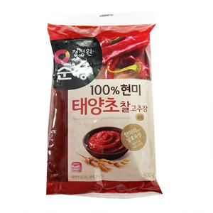 대상 청정원 순창 찰고추장(500g)