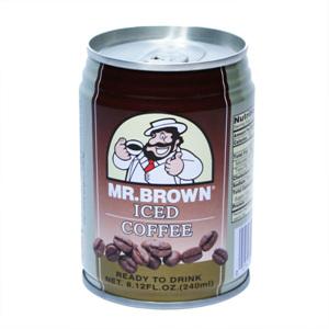 미스터브라운 아이스커피(240ml)