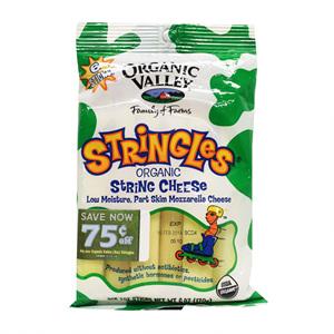 스트링글스 유기농 스트링 치즈(170g)