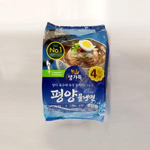 풀무원 생가득 평양물냉면 4인분(1700g)