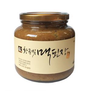 한국맥꾸룸 황금빛 된장(960g)