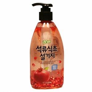 CJ 참그린 석류식초 설거지 용기(470g)