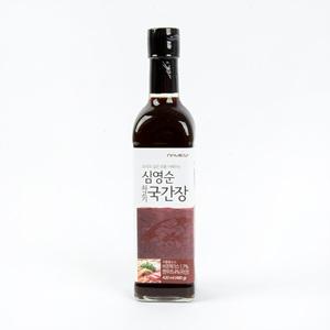 심영순 쇠고기 국간장(420ml/480g)