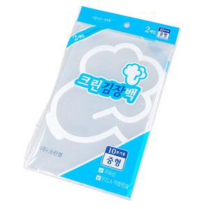 김장용 비닐봉투(55*80/10포기용)