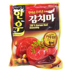 대상 한우 감치미(300g)