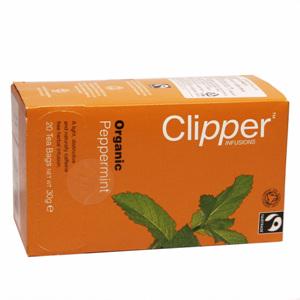 클리퍼 유기농 페퍼민트(30g)