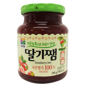 대상 청정원 딸기쨈(280g)