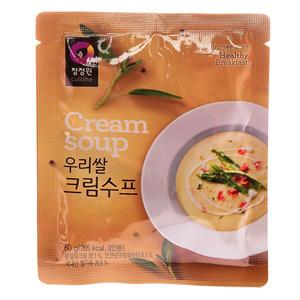 대상 청정원 우리쌀 크림스프(60g)