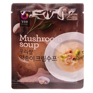 대상 청정원 우리쌀 양송이스프(60g)