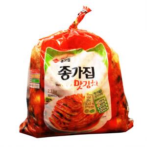 종가집 맛김치(2.3kg)