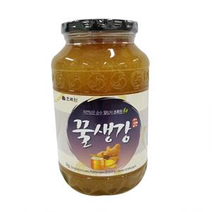 초록원 꿀생강차(1kg)