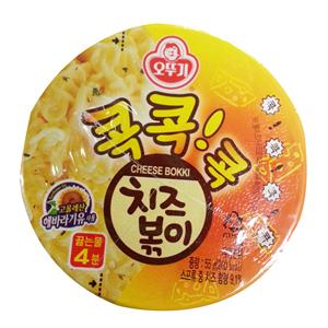 오뚜기 치즈볶이 미니컵(55g)
