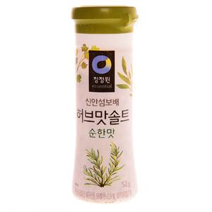 대상 청정원 허브맛쏠트 순한맛(50g)
