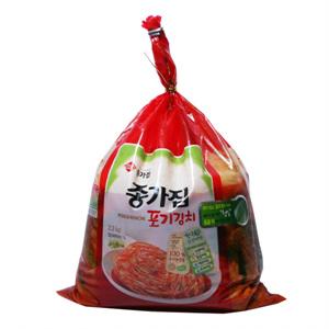 종가집 투명포기김치(2.3kg)