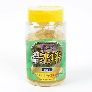 국산 볶음들깨탈피가루(150g)