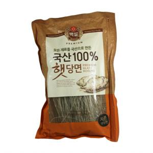 CJ 국산100% 햇당면(400g)