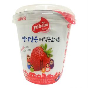 서울 떠먹는 요하임 딸기(400g)