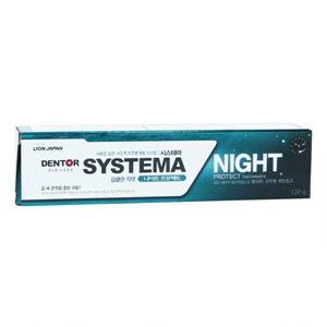 CJ 시스테마 나이트 프로텍트 치약(120g)
