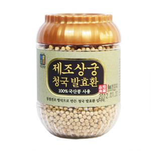 제조상궁 청국발효환(250g)