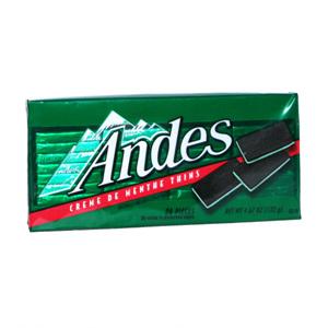 안데스 민트 초콜릿(132g)