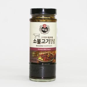 CJ 백설 소불고기양념(500g)