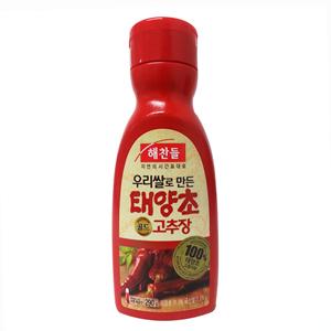 CJ 해찬들 우리쌀 태양초 골드고추장(290g)