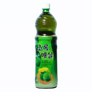 웅진 초록매실(1.5L)