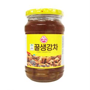 오뚜기 꿀생강차(500g)