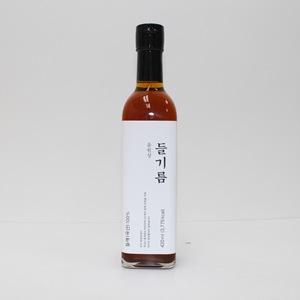 명인명촌 윤원상 들기름(420ml)