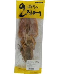 바다누리 오징어5마리(300g)