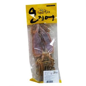 오징어 5마리(300g)