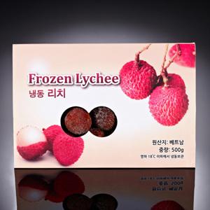 냉동 리치(500g)