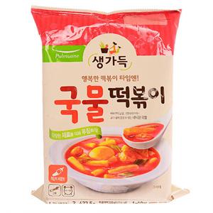 바로조리 국물떡볶이 2인분(423.5g)