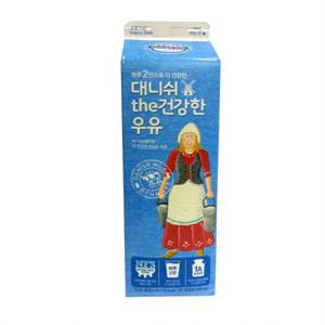 대니쉬 The 건강한 우유(900ml)