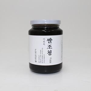 명인명촌 이원복 생토미쌀조청(600g)