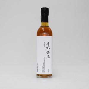 명인명촌 김순양 흑마늘초(420ml)