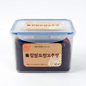 제조상궁 100% 국내산 찹쌀조청고추장(1.8kg)