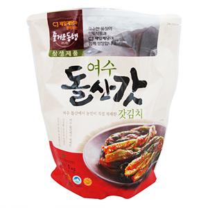 즐거운동행 여수돌산갓김치(1kg)