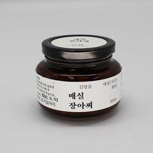 명인명촌 김영습 매실고추장 장아찌(300g)