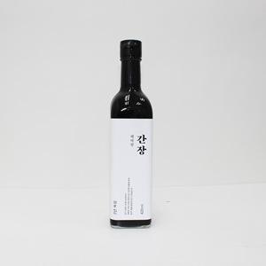명인명촌 해바랑 재래한식 간장 3년(420ml)
