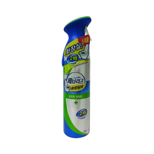 페브리즈 에어 화장실용 산뜻한 정원향(275g)