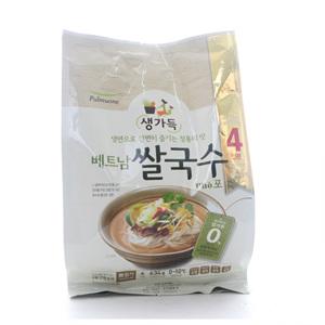 풀무원 생베트남쌀국수포4인(634g)