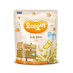 매일 요미요미 유기농 쌀과자 노랑 7개월(25g)