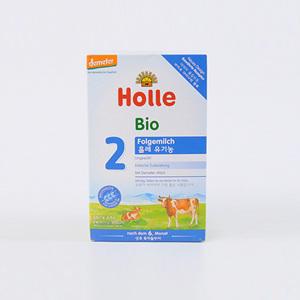 홀레분유 2단계(600g)