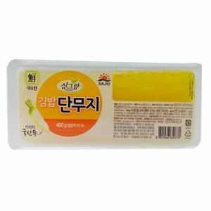 대림 김밥단무지(400g)