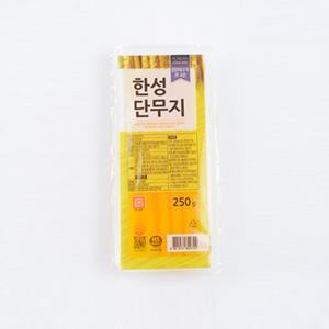 한성 김밥단무지(250g)